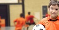 <b>Скидка до 72%.</b> 1или 3месяца занятий футболом вфилиале «Сокольники» футбольной школы для детей «Чемпионика»