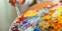 <b>Скидка до 53%.</b> Посещение 1или 4арт-вечеринок для одного или двоих сиспользованием акриловой либо масляной краски навыбор отшколы рисования «Творческий путь»