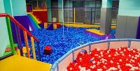 <b>Скидка до 50%.</b> Целый день развлечений сигрой нанерф-арене, всухом бассейне, катанием натюбинге, прохождением лабиринта, прыжками набатуте всемейном парке развлечений Monkey Park вТРК Mari