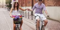 <b>Скидка до 50%.</b> Прокат велосипеда или гироскутера откомпании «Прокачу»