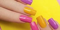 <b>Скидка до 73%.</b> Маникюр ипедикюр вместе или поотдельности спокрытием ногтей гель-лаком или наращивание ногтей гелем всалоне красоты Bordo