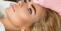 <b>Скидка до 88%.</b> Перманентный макияж бровей, век или губ всалоне красоты «Оливка»