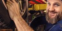 <b>Скидка до 51%.</b> Шиномонтаж ибалансировка колес радиусом отR13 доR19 отсети «Авто-Плаза»