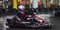 2заезда накрытом картодроме Olymp Karting (392руб. вместо 800руб.)