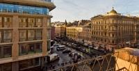 <b>Скидка до 50%.</b> Отдых вцентре Санкт-Петербурга cзавтраками вотеле «Амбитус»