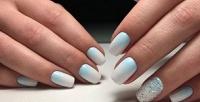 <b>Скидка до 62%.</b> Классический или европейский маникюр ипедикюр спокрытием гель-лаком идизайн двух ногтей вподарок встудии красоты «Экспресс-бьюти»