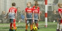 <b>Скидка до 70%.</b> До30занятий футболом вфутбольной школе для детей Profi