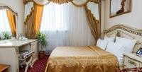 <b>Скидка до 35%.</b> Отдых вцентре Краснодара вномере категории навыбор сзавтраком или завтраком иужином для двоих вгранд-отеле «Уют»