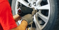 <b>Скидка до 50%.</b> Замена автомобильных шин радиусом отR12 доR18с сезонным хранением шин либо без отавтотехцентра Orange Wheel's