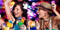 <b>Скидка до 60%.</b> Коктейльная караоке-вечеринка, набор коктейлей или паровая церемония счаем исладким угощением вкараоке-баре 3Lion