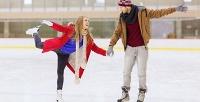 <b>Скидка до 52%.</b> Вечернее катание или абонемент намесяц посещения ледового катка вТЦGalaxy