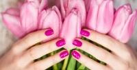 <b>Скидка до 51%.</b> Аппаратный маникюр или педикюр спокрытием гель-лаком, массажем, дизайном ногтей либо без встудии красоты «МастерNail»