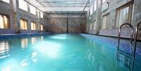 <b>Скидка до 37%.</b> Оздоровительный отдых c3-разовым питанием, посещением бассейна илечебных процедур всанатории «Родник»