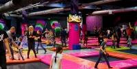 <b>Скидка до 50%.</b> Безлимитное посещение влюбой день зоны сбатутами Jump или детской игровой зоны Kids впарке активного отдыха Razgon