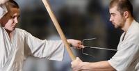 <b>Скидка до 55%.</b> 12 или 24 тренировочных занятия от компании «Школа реального боя»