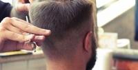 Мужская или детская стрижка, оформление бороды иусов вбарбершопе OldBoy наБелинке. <b>Скидкадо65%</b>