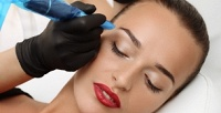 <b>Скидка до 68%.</b> Перманентный макияж губ, бровей, век, микроблейдинг, коррекция иокрашивание бровей всалоне Bagira-pm.studio