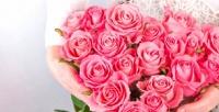 <b>Скидка до 50%.</b> До101 эквадорской розы длиной 60см вбукете навыбор
