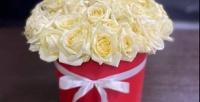 <b>Скидка до 50%.</b> Букет изголландских тюльпанов, кенийских, эквадорских или голландских роз