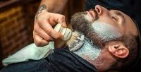 <b>Скидка до 51%.</b> Мужская, детская стрижка, оформление бороды отбарбершопа OldBoy