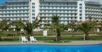 <b>Скидка до 50%.</b> Отдых вСочи наберегу Черного моря для двоих спитанием ивозможностью размещения ребенка до5лет вотеле «Сочи Парк Отель» оттуристической компании Mama Travel