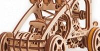 <b>Скидка до 43%.</b> Механический 3D-пазл издерева Wood Trick
