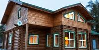 <b>Скидка до 51%.</b> Отдых вКарелии наберегу Ладожского озера набазе отдыха «Ладога-Фьорд» оттуристического комплекса «Белые мосты»