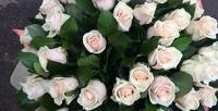 <b>Скидка до 50%.</b> Букеты изроз, хризантем, композиции или гигантский букет изцветов либо праздничный декор