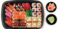 Всё меню кухни изресторана Prosushi соскидкой50%