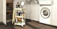 <b>Скидка до 50%.</b> Органайзер для холодильника, держатель для полотенец, крышка-дозатор для сыпучих продуктов, силиконовый коврик для раскатки теста, разделочная доска или этажерка