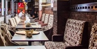 Блюда инапитки впивном доме Lowenbrau Haus соскидкой50%