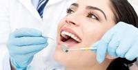 <b>Скидка до 81%.</b> Ультразвуковая чистка зубов, лечение кариеса, отбеливание или реставрация зубов встоматологии «Дентал-Арт»