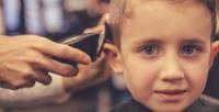 <b>Скидка до 51%.</b> Мужские идетские стрижки, моделирование бороды в«Парикмахерской наГагарина»