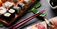 <b>Скидка до 50%.</b> Суши-сет отслужбы доставки «Sushi.Есть»
