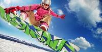 <b>Скидка до 71%.</b> Прокат горных лыж, беговых лыж, сноуборда или коньков отслужбы проката Snow Express
