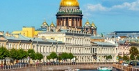 <b>Скидка до 52%.</b> Авторская экскурсия натеплоходе спешеходной прогулкой «Мистика имифы наберегах Невы» или «Дворцовый Петербург иего тайны» откомпании «Северная Пальмира»