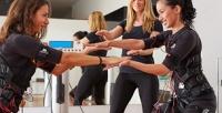 <b>Скидка до 69%.</b> До10занятий фитнесом наEMS-тренажере вженском Wellness-клубе «Атмосфера»
