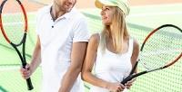<b>Скидка до 67%.</b> Групповые занятия большим теннисом втеннисном клубе TennisCood