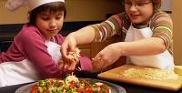 Мастер-класс поприготовлению пиццы для взрослых идетей впиццерии Rocky Pizza. <b>Скидкадо62%</b>