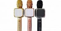 Беспроводная портативная колонка скараоке-микрофоном 2в 1Magic Karaoke YS-69 (1199руб. вместо 2499руб.)