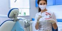 <b>Скидка до 72%.</b> Лечение кариеса сустановкой пломбы, гигиена полости рта или отбеливание зубов встоматологии Implant