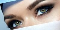<b>Скидка до 60%.</b> Перманентный макияж бровей или межресничного пространства, микроблейдинг бровей отсалона красоты «Зазеркалье»