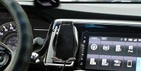 Автомобильный держатель для смартфона сфункцией беспроводной зарядки устройства Cosmo Plus (823руб. вместо 1790руб.)