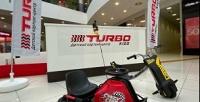 <b>Скидка до 65%.</b> Заезды надетских электрокартах вкартинг-центре Turbo Kids