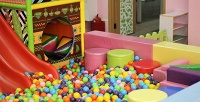 <b>Скидка до 50%.</b> 1, 2или 3часа посещения детской площадки Shpak Kids