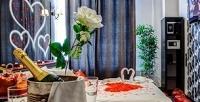 <b>Скидка до 53%.</b> Отдых вСанкт-Петербурге спроживанием вномере категории стандарт, полулюкс, люкс или романтическое предложение ототеля «Гранд Отель Петроградский»