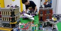<b>Скидка до 50%.</b> 30или 90минут посещения лего-комнаты «Легоза»
