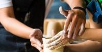 <b>Скидка до 55%.</b> Посещение мастер-класса погончарному мастерству, индивидуальный романтический мастер-класс для пары вгончарной студии MasterstvoMsk