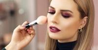 <b>Скидка до 60%.</b> Оформление бровей, дневной или вечерний макияж всалоне «Шарм'эль»