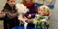 Проведение детского дня рождения впознавательном иразвлекательном формате вмузее занимательных наук «Эйнштейниум» (3500руб. вместо 7000руб.)